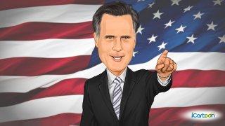 American President Election Mitt Romney