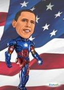 American President Election Barack Obama